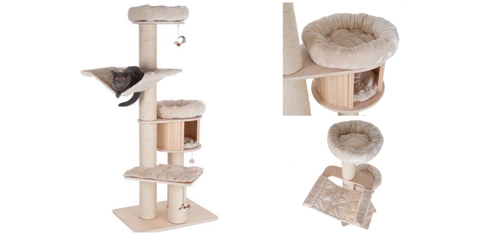 kratzbaum natural paradise xl zum aktuellen tiefstpreis bei zooplus. Black Bedroom Furniture Sets. Home Design Ideas