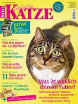 Zeitschrift - Geliebte KATZE