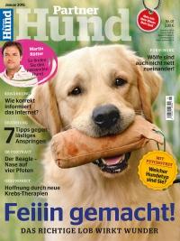 Zeitschrift- Partner Hund