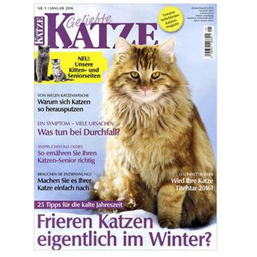 jahresabo 12 ausgaben der tierzeitschrift partner hund geliebte katze mein pferd und weitere. Black Bedroom Furniture Sets. Home Design Ideas
