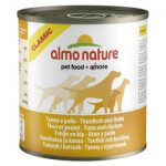 almo-nature-classic-hundefutter-thunfisch-und-huhn