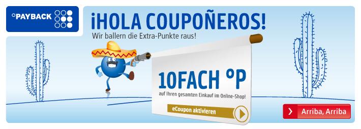 Dm coupon 10-fach punkte