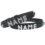 Hundehalsband mit Namen: 20% Rabatt und gratis Versand, z.B. Hundehalsband mit bis zu 8 Buchstaben für 19 €