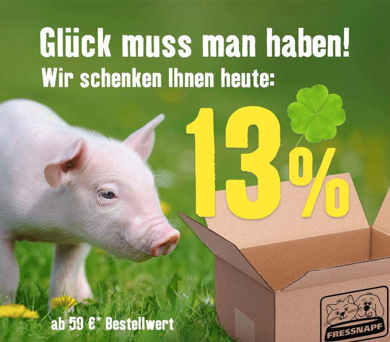 0987c31a015c36 Nur heute 13% Rabatt auf das gesamte Sortiment ab 59 € im Fressnapf  Onlineshop - sparpfoten.de