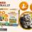 Coupies: 2 € Cashback auf IAMS Naturally 12er-Packs Katzenfutter (5x einlösbar)